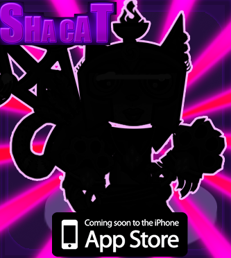 Sha Cat Secret Dress iphone game