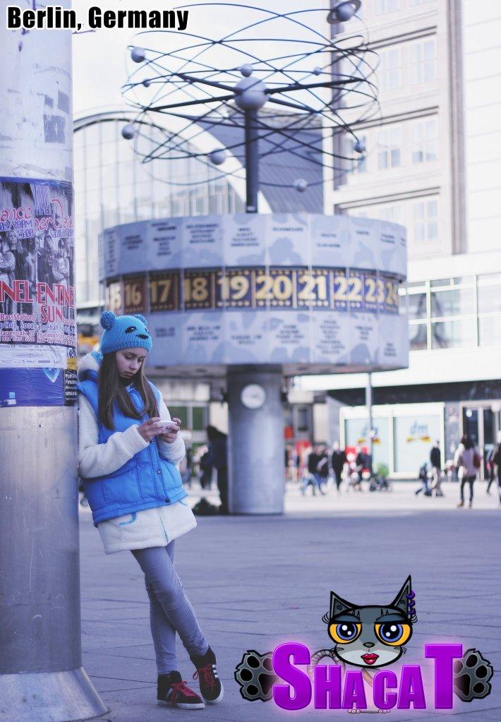 Sha Cat Berlin iphone game