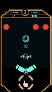 Alpha Breaker Game Scene