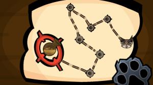 Sha Cat Map