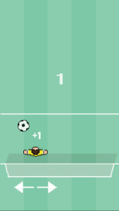 2014 Goal KeeperiPhone Game
