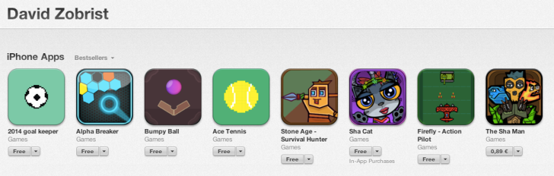 david zobrist apps