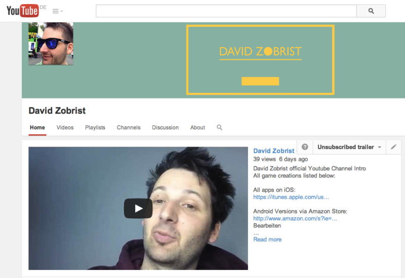 david zobrist youtube