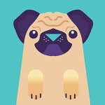 icon pewdiepie pug david sabba 300