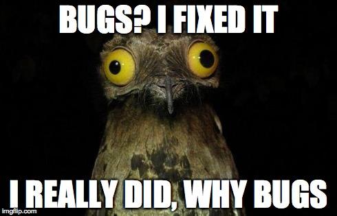 David Zobrist Why Bugs