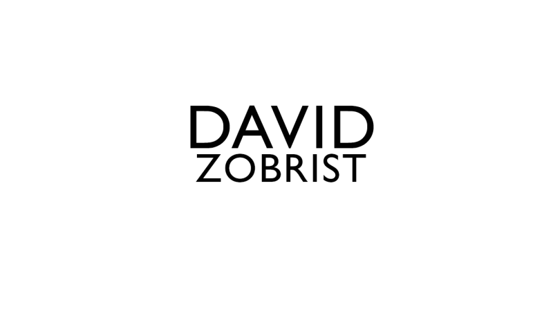 David Zobrist logo Video