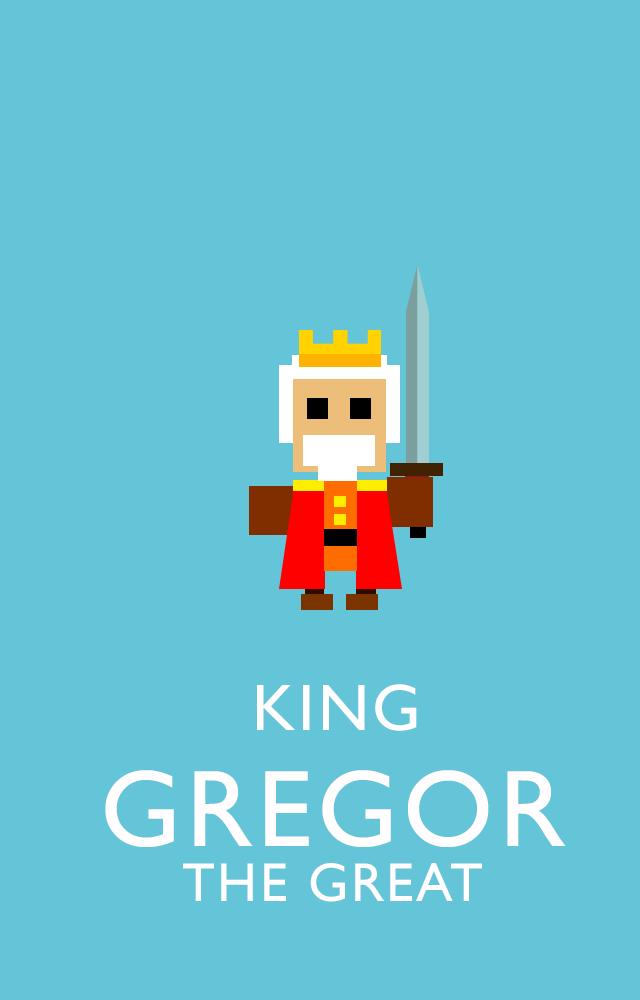 King Gregor