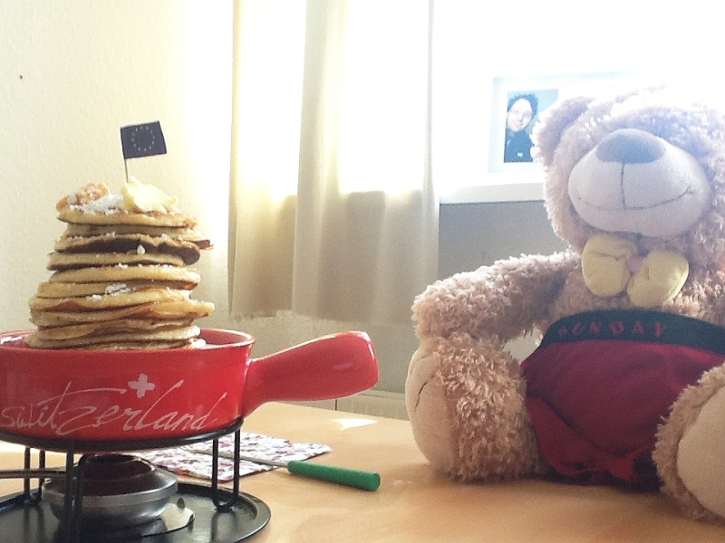Epic sundy pancakes karolina glijer david zobrist