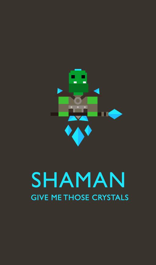 Orcs Shaman Arena PewdiePie Mobile Games David Zobrist