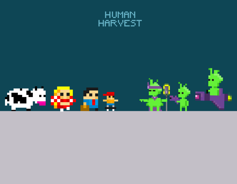 Human Harvest Update David Zobrist Game ios android