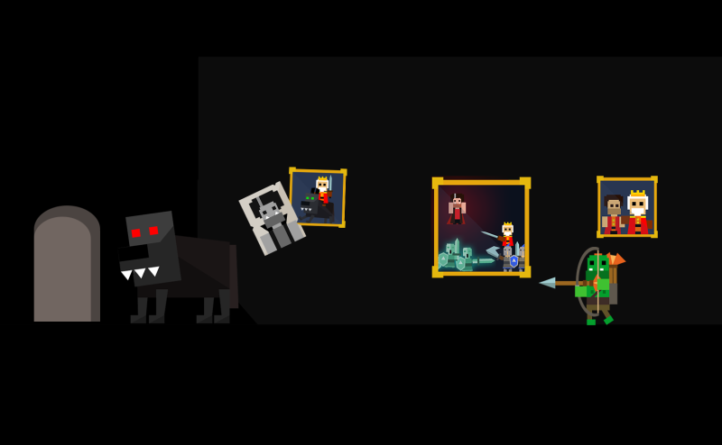 orcs-spooky-castle-archer-rpg-clicker-rpg-best-new-tim-burton-classic-retro-pixel