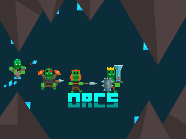 orcs update color crystals david zobrist ios android mobile cicker incremental game