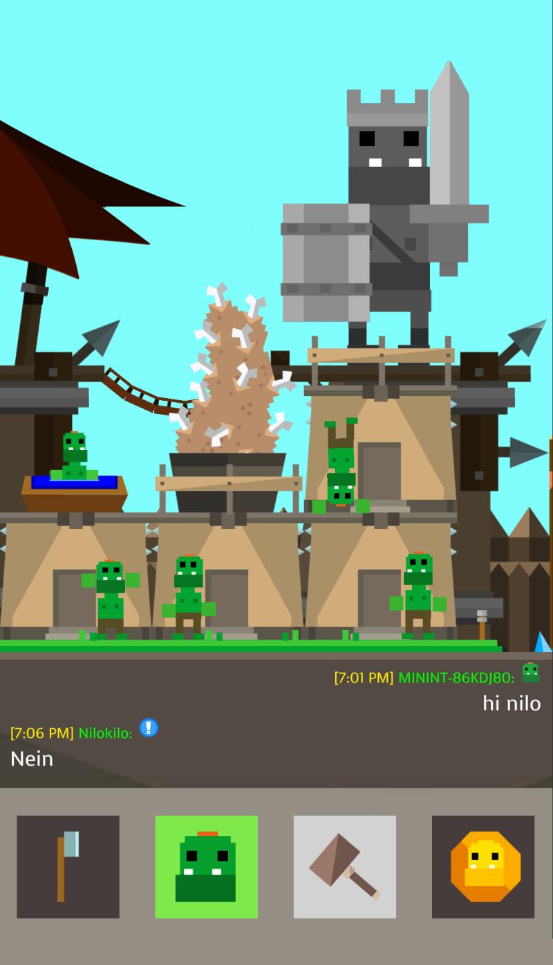 Orcs X Update